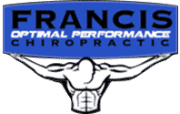 Francis Optimal Performance Chiropractic Wilmington De Logo